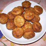 5) muffins au potiron et noix